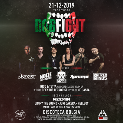 Dogfight Night in Italy   Broken Minds