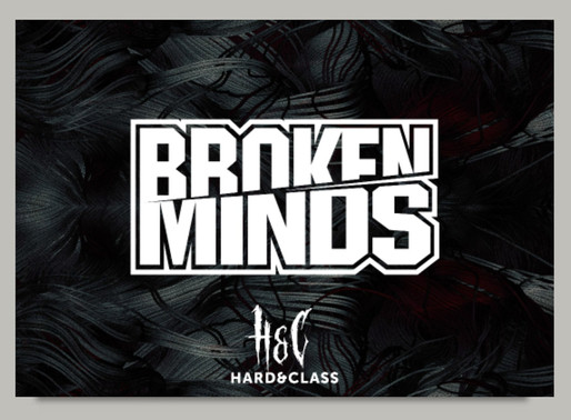 New broken minds flags online!