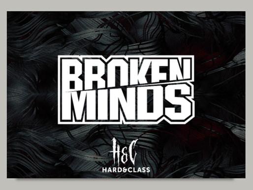 New broken minds flags online!