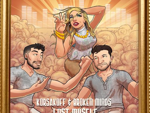 Lost myself with korsakoff is online now!