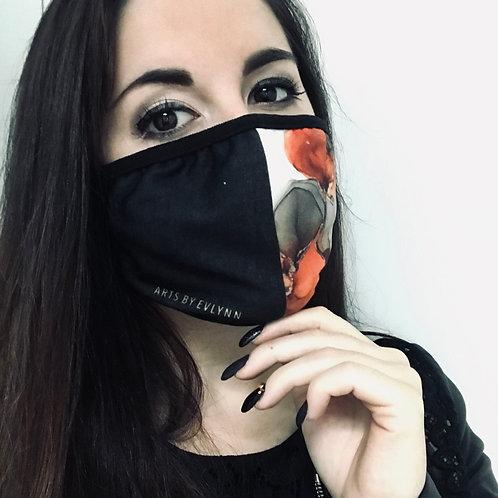 Pumpkin Spice masks