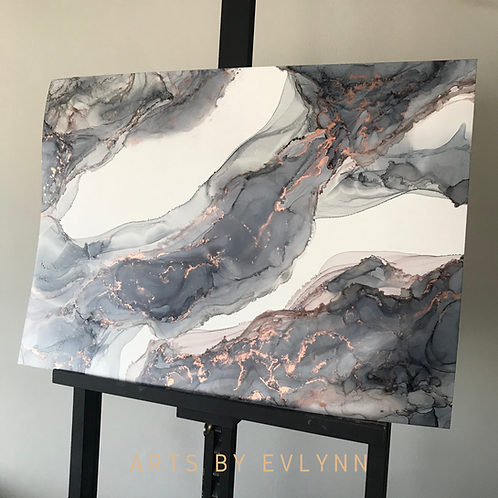 Light Grey Marble