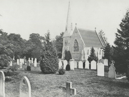 Ghostly Tales From A Grave Digger