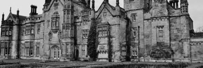 Ghost Hunt at Margam Castle 15/10/22