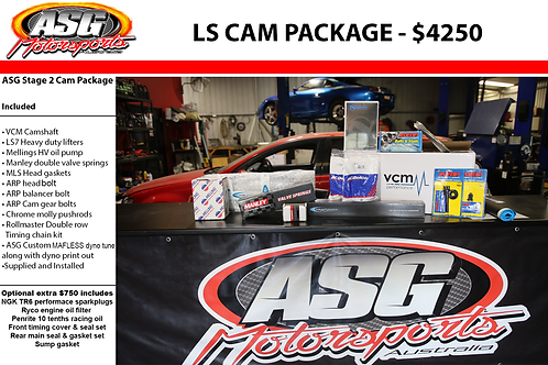 ASG Lvl 2 Cam package