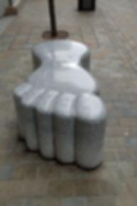 Granite Feet Seats Leeds City Centre .jp