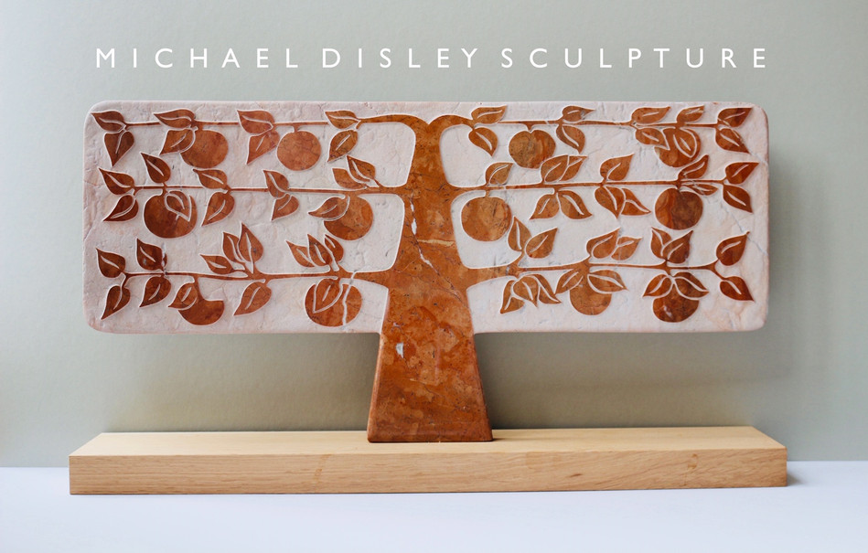 Orange Espalier Tree