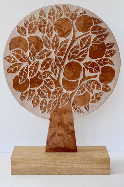 Orange Tree           Spanish Marble