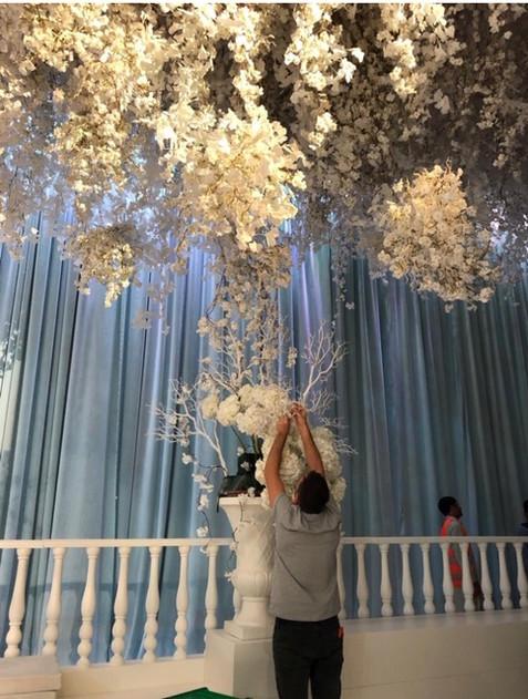 Qatar wedding