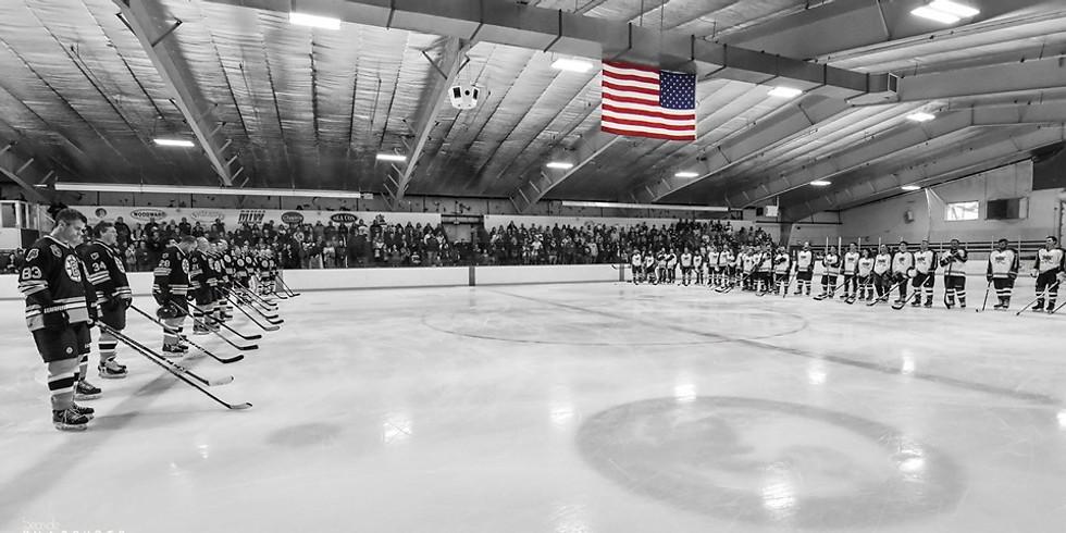 Boston Bruins Alumni Game