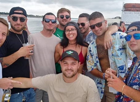 Lobster Roll Cruise Celebrates Success!
