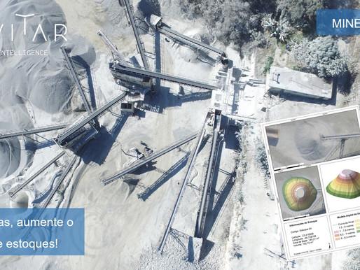 Inteligência em Drones na Mineração