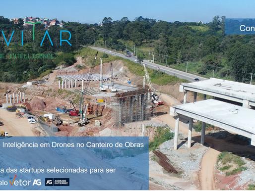 Inteligência em Drones na Construção Civil