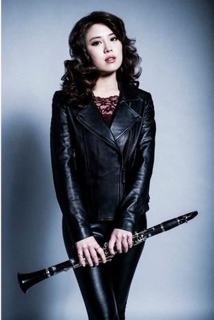 Yoonah Kim, clarinet soloist