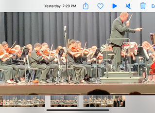 Orchestra Concerts Dec 2019/Jan 2020