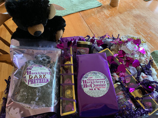 Huckleberry Care Package from Idaho!