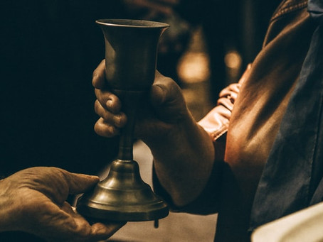 Deacons in the Eucharist