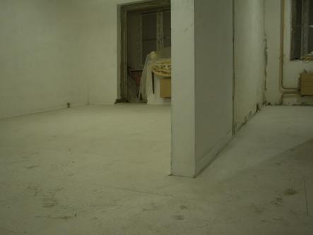 Сухая стяжка под ключ в панельном доме