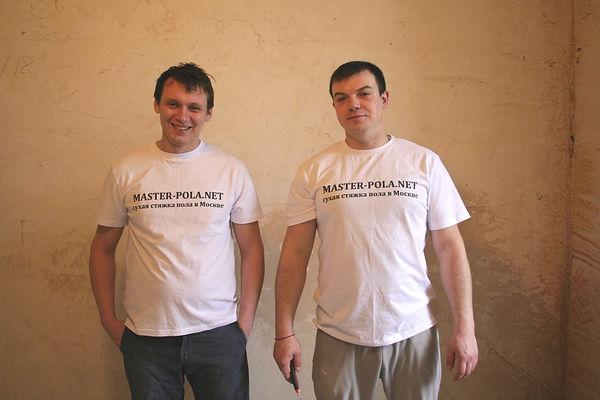 Мастера по сухой стяжке в Москве
