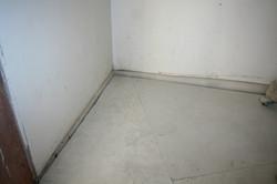Угол комнаты. Элементы пола