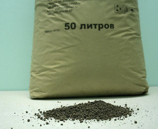 Керамзит фракции 0-5 мм от ТСК