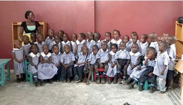 Children at the School of Life
