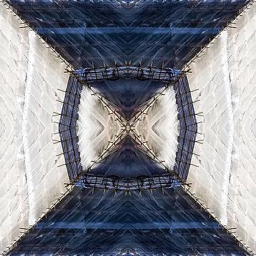 BELLIER Urban Variations - 54 - Scaffold