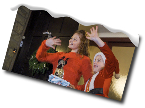 Santa's Elf on tour