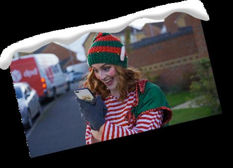 Doorstep Elf