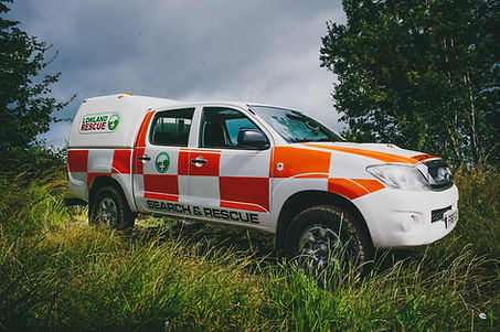 Poppy - Our Operational Support Vehicle