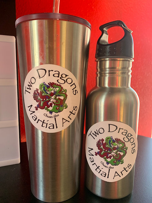 TDMA water bottle (logo only)
