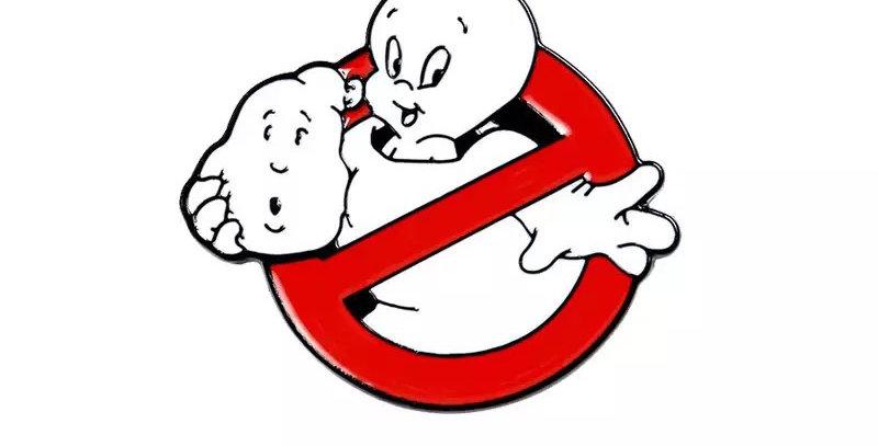 Pins Casper Ghostbusters