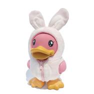 Canard Tirelire Lapin Rose