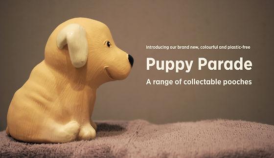 HEVEA_Puppy-parade_Banner_Golden-retriev