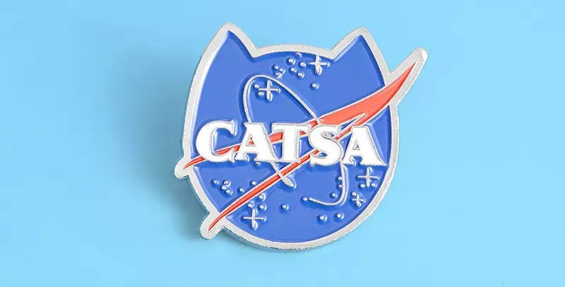Pins Chat NASA