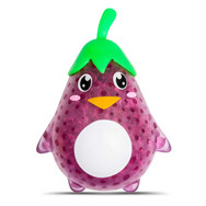 Fruzoo Aubergine Pingouin
