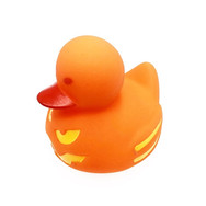 Mini Canard Citrouille d'Halloween Orange