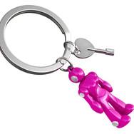 Porte clés Robot Femme