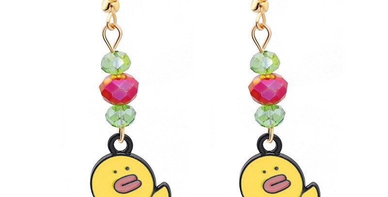 Sally Duck Earrings