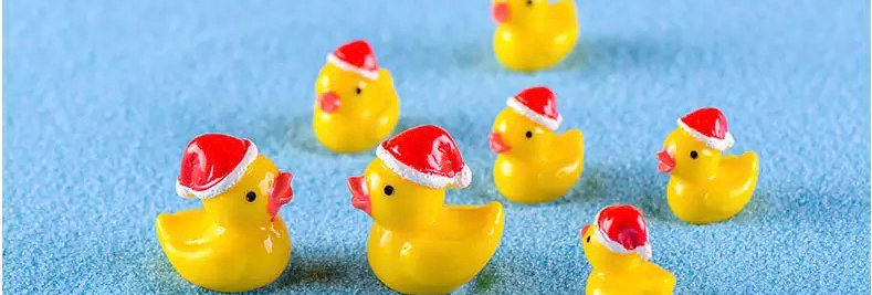 Mini Canard de Noël