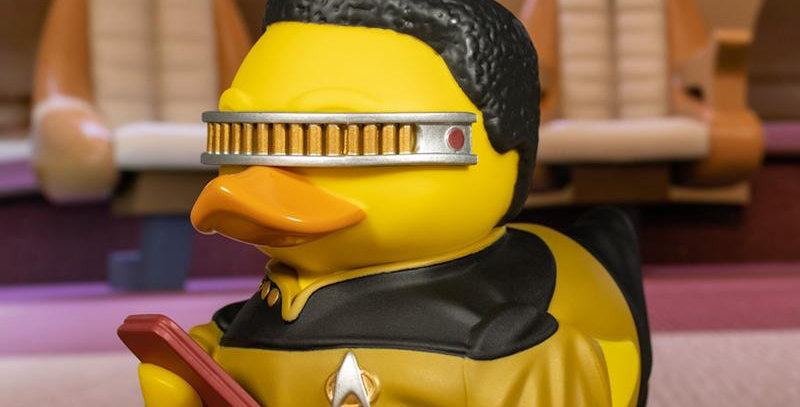Canard Geordi La Forge