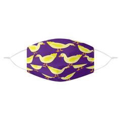 Masque Canard Violet