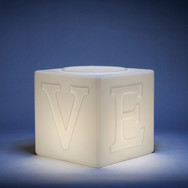 Lampe Love Cube « The LOVE Lamp™ »
