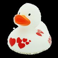 Canard Cœur Blanc