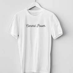 T-Shirt Canard Power
