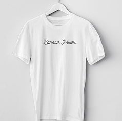 T-Shirt Canard Power