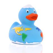 Canard Carte du Monde
