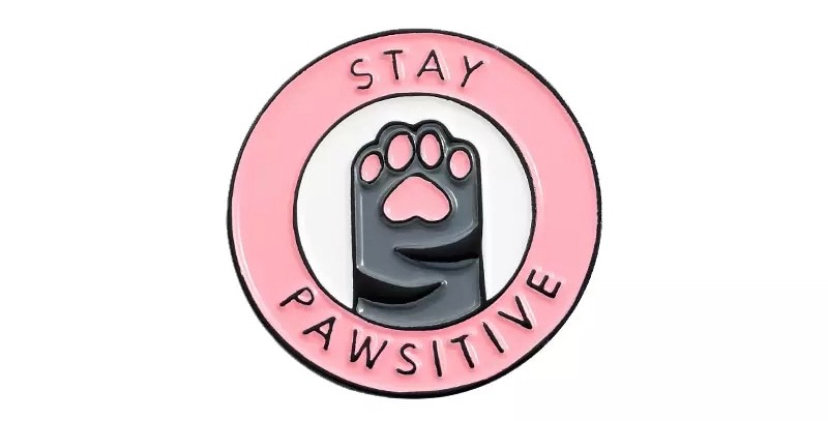 Pins Chat Stay Positive
