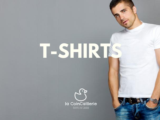 Duck T-Shirts - La CoinCaillerie.png