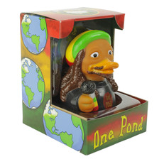 "Canard ""One Pond Rasta Duck"""